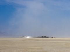 Burning Man 2018 drone home (kate beale) Tags: burningman brc 2018 city blackrockcity blackrockdesert nevada desert highdesert brc2018 dust duststorm droneswarm drones