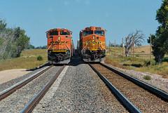 RR-20180914-BrsuhSub-37-e (skyviewtim) Tags: bnsf4496 bnsf9282 coalload coloradorailroads coloradotrains qtrain railroad3 roggen