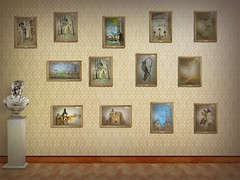 Presentation (patrick.verstappen) Tags: art painting paper patrickverstappen wall watercolor waterbrush towns face acryl gallery flickr facebook flower gingelom google ipernity ipiccy image imagine inspiration inkt photo picassa pinterest pat portrait nikon belgium d5100 sigma summer kyrka målning akvarell konst bläck kirke maleri vannfarge kunst blekk kirche malerei aquarell tinte église peindre aquarelle encre 教会 塗装 水彩画 アート インク 教堂 绘画 艺术 墨 церковь картина акварель искусство чернила iglesia pintar acuarela arte tinta igreja pintura aguarela presentation