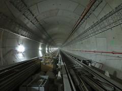 Pont Cardinet métro (portemolitor) Tags: paris 17ème pontcardinet station métro ratp chantier tunnel 17th 17e arrondissement 75017