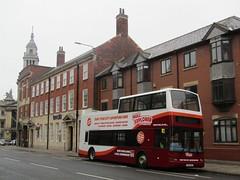 East Yorkshire 888 T510SSG Alfred Gelder St, Hull attending Big Bus Day 2018 (2) (1280x960) (dearingbuspix) Tags: eyms eastyorkshire 888 t510ssg hullexplorer goahead bigbusday bigbusday2018
