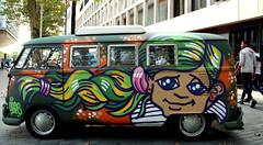 Pow Wow Rotterdam (wojofoto) Tags: oase car cargraffiti powwow rotterdam nederland netherland holland graffiti streetart wojofoto wolfgangjosten