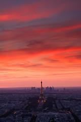 20180804-Canon EOS 750D-1769 (Bartek Rozanski) Tags: paris iledefrance france roofs city urban afternoon french tower eifel sunset ladefense modern evening