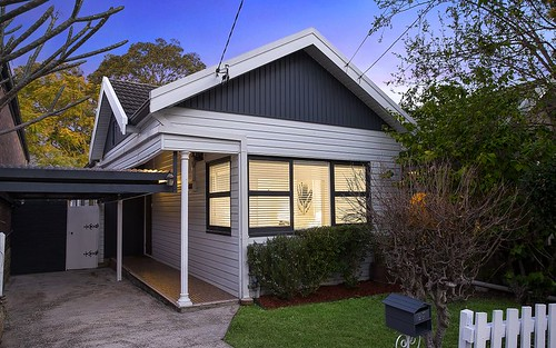 27 Ivanhoe St, Marrickville NSW 2204