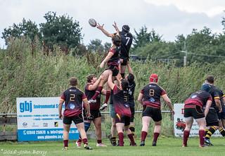 Moore Rugby Club Versus Prenton Academics