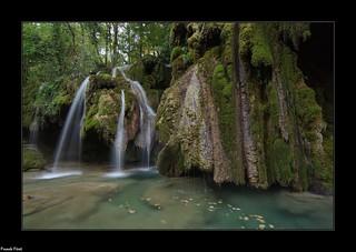 La Cascade des Tufs (Les Planches-près-Arbois)  - Jura