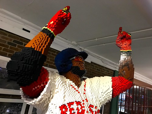LEGO Red Sox