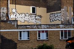 Enta / 4ce (Alex Ellison) Tags: enta 4ce force urban graffiti graff boobs eastlondon farringdon