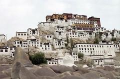 (claudiophoto) Tags: ladakh india leh thikseymonastery buddist
