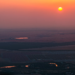 Down the Hill ( MBS-.. ) Tags: nikon sunset hill mountain d700 200500mm lake ground taquila sunrise