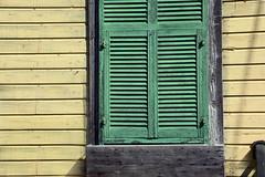 Yeah-Low & Grrr-een (emerge13) Tags: stbarthélémy stbarthélémyquébec windows minimal yellowandgreen yellow green minimalarchitecturaldetails wood textures minimalist minimalistmondays