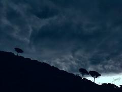 The storm (aRtphotojart) Tags: tormenta mountain sky nubes clouds landscape