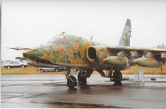 9013 Sukhoi Su-25 Frogfoot Czech Air Force (graham19492000) Tags: 9013 sukhoi su25 frogfoot czechairforce