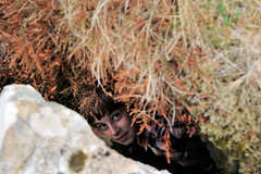 Crevice (MrHRdg) Tags: wales northwales gwynedd snowdonianationalpark yrwyddfa conwyvalley dyffrynconwy devilskitchen twlldu cwmidwal clogwynygeifr