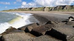 bovbjerg strand (uwe.kast) Tags: denmark dk dänemark danmark bovbjerg westküste westcoast nordsee northsee north wasser canon canon750d strand steine stone