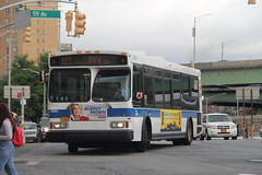 IMG_1543 (GojiMet86) Tags: mta nyc new york city bus buses 2006 orion vii 3563 q11 woodhaven queens blvd