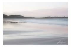 Embleton Beach (angeladj1) Tags: embleton norhumberland beach sea seaside sand sunset painterly