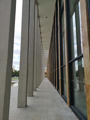 2018-08-FL-195357 (acme london) Tags: acidetchedconcrete architecture collonade columns conferencecentre conferences congresscentre congresscenter precastconcrete rheinmain rheinmaincongresscenter tradefair wiesbaden