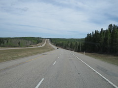 Eastbound on Highway 16 between Hinton and Edson inside our family motorhome - part 3 (jimbob_malone) Tags: 2018 highway16 alberta