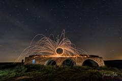 La Pleta (Yaco1959) Tags: nocturna lanadeacero pleta estrellas