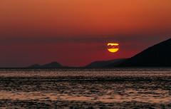 Autumn sunset (Vagelis Pikoulas) Tags: porto germeno greece sun sunset landscape sea seascape europe greek canon 6d tamron 70200mm vc september autumn 2018