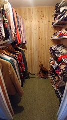 Completed walk-in closet (osiristhe) Tags: cellphone home howto