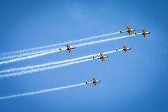 _Z2A9785 (Fabiosantos25) Tags: esquadrilhadafumaça esquadrilha 5dmkiv ef100400isii ef100400mmisii ef100400ii 7desetembro setedesetembro independencia smokesquadron supertucano avião plane sky blue azul brasil brazil