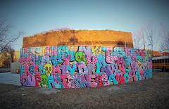 "🍶🍷""Follow the Signs..."" - Atlanta - [USA] (Vagabundler) Tags: streetart graffiti usa atlanta"