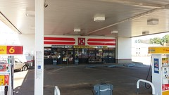 Old look for Circle K (Retail Retell) Tags: shell gas fuel station remodel canopy refresh circle k convenience store car wash center hernando ms commerce street desoto county retail update new look 2018 branded reremodel bland brown beige tan boring classy upscale forgettable reskin old 2015 er i