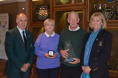 Margaret Lapsley Trophy Mixed Foursomes