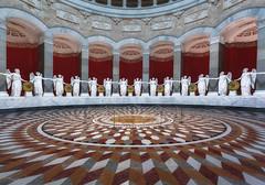 Befreiungshalle Kelheim (wolffslicht) Tags: befreiungshalle kelheim bayern dona indoor architecture godnesses napoleon war germanyludwigi bavaria