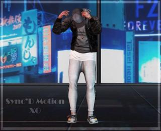 LOTD #157 - NEW DANCE SYNC'D MOTION - XO