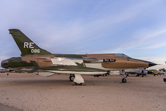 F-105 Thunderchief Big Sal (dcnelson1898) Tags: pimaairandspacemuseum tucson arizona aviation aiplanes military display history jet