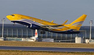 Boeing B737 ~ F-GZTD  Europe Airpost