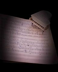 ANSH - Challenge3 - Handwritten (Maureen Pierre) Tags: ansh90 handwritten piano musical instrument music scavenger3