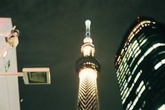 F1210034 (everydayepisodes) Tags: film tokyo japan street streetview canon ql17 fuji superia 400 fujisuperia400 canonql17