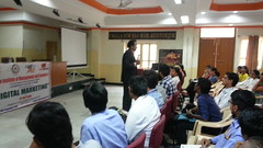 20160928_154455 (D Hari Babu Digital Marketing Trainer) Tags: iimc hyderabad digital marketing seminar