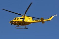 VH-EWA RAC Rescue Bell 412EP (johnedmond) Tags: perth ypjt westernaustralia jandakot jad helicopter chopper canon eos eos7d 7d 100400mm bell 214 rescue