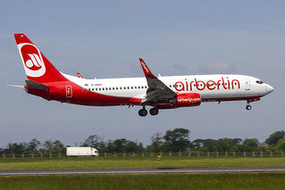 D-ABKN | Niki | Boeing B737-86J(WL) | CN 37756 | Built 2010 | DUB/EIDW 30/05/2018 | Operated by TUIfly  | Air Berlin CS
