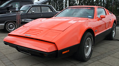 Bricklin (Schwanzus_Longus) Tags: bremen german germany us usa america american old classic vintage car vehicle coupe coupé bricklin sv 1