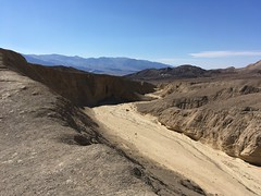 Looking for R2D2 Death Valley National Park (SplashH2O) Tags: deathvalleynationalpark california starwars film location desert hot sand nationalpark summer travel visit extreme heat temperature sky mountains dry low filmlocation tatooine r2d2