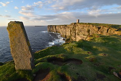 Marwick Head (PLawston) Tags: uk scotland orkney mainland marwick head brough birsay kitchener memorial cliffs