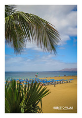 Puerto del Carmen - 3269b (ROBERTO VILLAR -PHOTOGRAPHY-) Tags: photografikarv lzphotografika photobank lanzarotephotográfika imagenesdelanzarote fotosdelanzarote mejorconunafoto beachphoto puertodelcarmen
