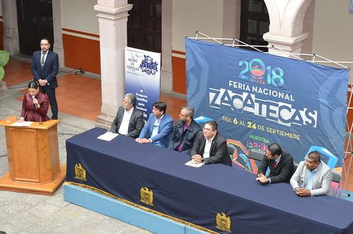 Presentación talentos UAZ