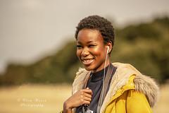 A smile in the Park (Clem Mason) Tags: lady tourist phoenix park canon5d ngc street august 2018 portrait