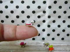 133-pitaya turtle 10mm (1) (tinyteensdolls) Tags: amigurumi crochet craft crochetmini crochettoy crochetminiature crochetturtle toy tinyamigurumi tiny threadcrochet miniature mini microcrochet minicrochet micro miniamigurumi turtle pitaya troll trolls trollspoppy small 10mm microart microamigurumi