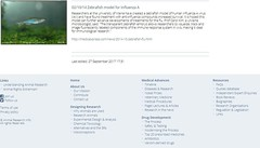 Animal Research Info_Crop (阿鶴) Tags: zebrafish zebra fish 斑馬魚 班馬魚 阿鶴 鶴仔 阿鶴仔 chenhowen chen ho wen howen wesleychen wesley influenza