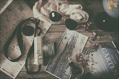36 Hobby 52 (Art.Mary) Tags: viajar voyage travel hobby passetemps canon photography fotografía laphotographie bodegón stilllife naturemorte 52semanas