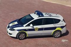 SEAT ALTEA (Martin J. Gallego. Siempre enredando) Tags: policia police policialocal seat altea seataltea emergency emergencyvehicles emergencia emergencias vehiculosdeemeregencia