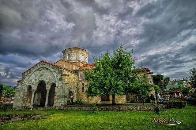 Trabzon / Ayasofya Camii